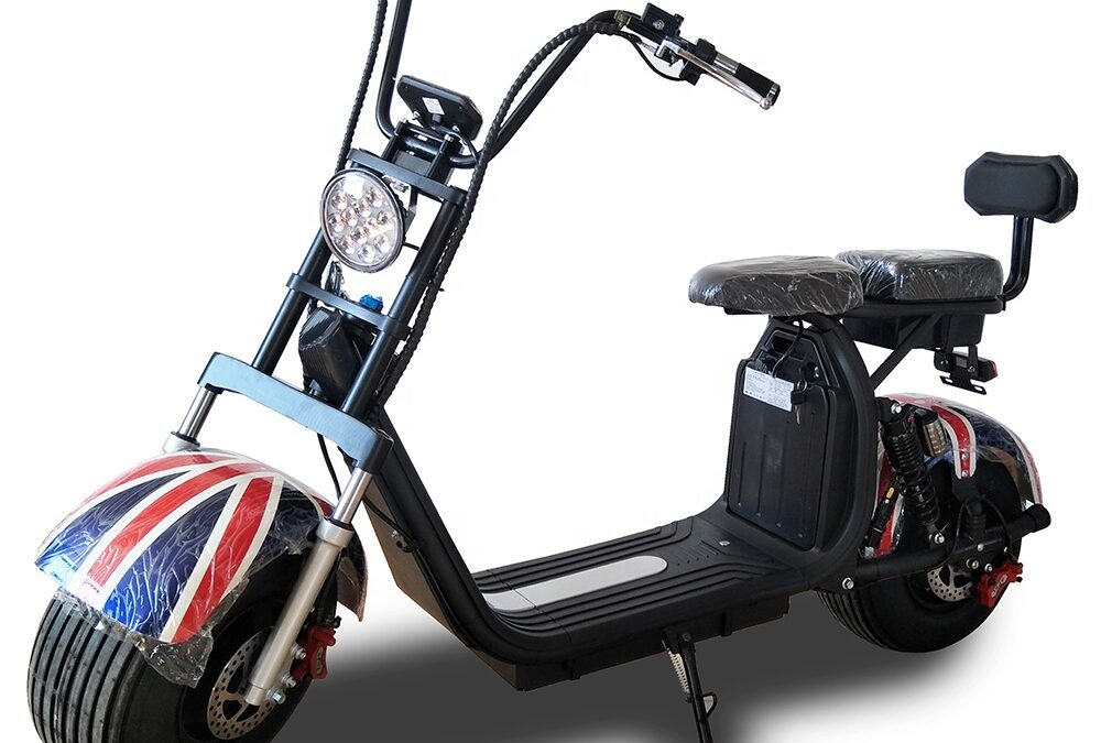 Scooter Eletric City